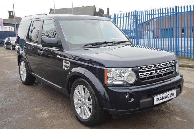 2009 59 LAND ROVER DISCOVERY 4 3.0 SD V6 HSE 5dr