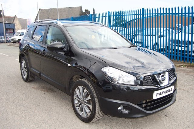 2012 12 NISSAN QASHQAI+2 1.6 dCi Tekna 4WD 5dr (start/stop)