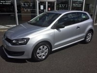 USED 2013 63 VOLKSWAGEN POLO 1.2 S A/C 3dr 60 BHP