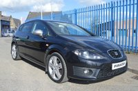 USED 2010 10 SEAT LEON 2.0 TDI FR 5dr +9 SERVICE STAMPS+0% FINANCE+