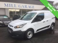 2014 FORD TRANSIT CONNECT 1.6 TDCi L1 200 4dr £8750.00