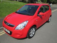 USED 2010 10 HYUNDAI I20 1.2 COMFORT 5d 77 BHP 57,000 GUARANTEED MILES - 1 LADY OWNER + SUPPLYING DEALER - SERVICE HISTORY