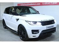 USED 2013 63 LAND ROVER RANGE ROVER SPORT 3.0 SD V6 Autobiography Dynamic Station Wagon 4x4 5dr (start/stop) SOLD