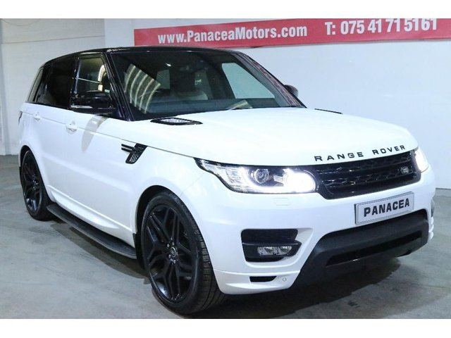 2013 63 LAND ROVER RANGE ROVER SPORT 3.0 SD V6 Autobiography Dynamic Station Wagon 4x4 5dr (start/stop)