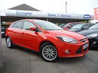 USED 2014 14 FORD FOCUS 1.6 ZETEC NAVIGATOR TDCI 5d 113 BHP PLEASE CALL TODAY FOR TEST DRIVE ALL CARS AA INSPECTED