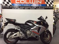 USED 2005 05 HONDA CBR600RR 599cc CBR 600 RR-5  ABSOLUTELY STUNNING!!!!