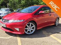 USED 2007 07 HONDA CIVIC 2.0 I-VTEC TYPE-R GT 3d ONLY 60K 9 MAIN DEALER SEVICES, STUNNING  only 60k 2 former keepers, stunning example