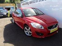 2011 VOLVO C30 1.6 D2 R-DESIGN 3d 113 BHP £6995.00