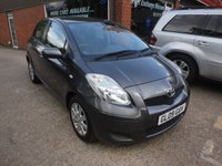 USED 2009 09 TOYOTA YARIS 1.3 TR VVT-I 5 DOOR 99 BHP ONLY 52000 MILES IN MET GREY  APPROVED CARS ARE PLEASED TO OFFER THIS  TOYOTA YARIS 1.3 TR VVT-I 5 DOOR 99 BHP WITH ONLY 52000 MILES FROM NEW IN MET GREY WITH A FULL SERVICE HISTORY SERVICED AT 9K,20K,24K,31K,36K AND 45K THIS CAR IS IN GREAT CONDITION INSIDE AND OUT AND VERY ECONOMICAL WITH A LOW INSURANCE GROUP.