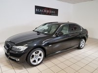 USED 2011 11 BMW 3 SERIES 2.0 320I EXCLUSIVE EDITION 4d AUTO 168 BHP