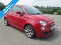 USED 2013 13 FIAT 500 1.2 S 3d 69 BHP +++++++0% APR AVAILABLE ON THIS CAR++++++++