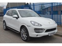 2012 PORSCHE CAYENNE 3.0 TD Tiptronic S AWD 5dr £SOLD