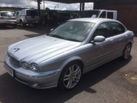 USED 2007 57 JAGUAR X-TYPE 2.1 S 4d 129 BHP 7 SERVICE SHEETS
