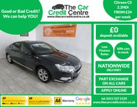 USED 2009 09 CITROEN C5 2.2 VTR PLUS HDI 4d 173 BHP
