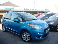 USED 2010 60 CITROEN C3 PICASSO 1.6 PICASSO EXCLUSIVE HDI 5d 90 BHP PLEASE CALL TODAY FOR TEST DRIVE ALL CARS AA INSPECTED