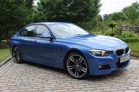 2013 BMW 3 SERIES 2.0 320D M SPORT 4d AUTO 181 BHP £14750.00