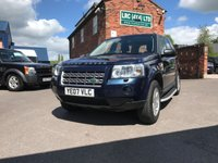 2007 LAND ROVER FREELANDER 2.2 TD4 GS 5d 159 BHP £7495.00