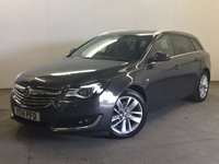 USED 2014 14 VAUXHALL INSIGNIA 2.0 SRI NAV CDTI ECOFLEX S/S 5d 138 BHP SAT NAV ONE OWNER FSH £20 YEAR ROAD TAX. 72 MPG. SATELLITE NAVIGATION. FACELIFT MODEL. STUNNING GREY MET WITH CONTRASTING BLACK CLOTH TRIM. CRUISE CONTROL. 18 INCH ALLOYS. COLOUR CODED TRIMS. PRIVACY GLASS. PARKING SENSORS. BLUETOOTH PREP. CLIMATE CONTROL. R/CD PLAYER. 6 SPEED MANUAL. MFSW. MOT 03/18. ONE OWNER FROM NEW. FULL DEALER SERVICE HISTORY. PRISTINE CONDITION. FCA FINANCE APPROVED DEALER. TEL 01937 849492.