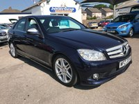 USED 2008 MERCEDES-BENZ C CLASS 3.0 C320 CDI SPORT 4d AUTO 222 BHP Sport, Blutooth, Heated memory seats, Half leather, Great spec