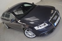 2011 AUDI A6 2.0 TDI S LINE SPECIAL EDITION 4d 168 BHP £9990.00
