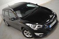 2014 HYUNDAI I40 1.7 CRDI ACTIVE BLUE DRIVE 5d 114 BHP £9500.00