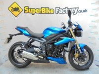 USED 2013 13 TRIUMPH STREET TRIPLE  GOOD & BAD CREDIT ACCEPTED, OVER 500+ BIKES