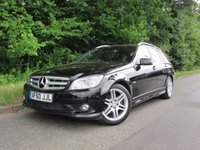 2010 MERCEDES-BENZ C CLASS 2.1 C250 CDI BLUEEFFICIENCY SPORT 5d 204 BHP £10595.00