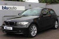 2010 BMW 1 SERIES 2.0 116D SE 3d 114 BHP £7495.00