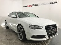 USED 2015 15 AUDI A5 2.0 SPORTBACK TDI 5d *** BLACK EDITION STYLING ***