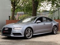USED 2016 66 AUDI A7 3.0 TDI V6 Black Edition Sportback S Tronic quattro (s/s) 5dr £349PCM - NO DEPOSIT REQUIRED!