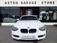 USED 2012 62 BMW 1 SERIES 1.6 116D EFFICIENTDYNAMICS 5d 114 BHP **ZERO ROAD TAX * 1 OWNER**