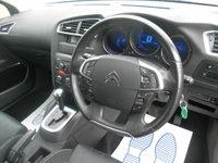 USED 2011 11 CITROEN C4 1.6 VTR PLUS 5d AUTO 118 BHP