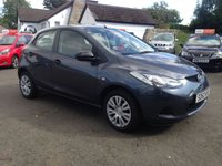 USED 2010 60 MAZDA 2 1.3 TS 5d 74 BHP PRICE INCLUDES A 6 MONTH RAC WARRANTY DEALER CARE EXTENDED GUARANTEE, 1 YEARS MOT AND A OIL & FILTERS SERVICE. 12 MONTHS FREE BREAKDOWN COVER