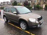 USED 2010 10 SKODA YETI 2.0 ELEGANCE TDI CR 5d 138 BHP PRICE INCLUDES A 6 MONTH AA WARRANTY DEALER CARE EXTENDED GUARANTEE, 1 YEARS MOT AND A OIL & FILTERS SERVICE. 12 MONTHS FREE BREAKDOWN COVER