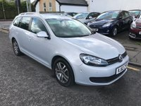 USED 2013 62 VOLKSWAGEN GOLF 1.6 SE TDI BLUEMOTION 5d 103 BHP PRICE INCLUDES A 6 MONTH AA WARRANTY DEALER CARE EXTENDED GUARANTEE, 1 YEARS MOT AND A OIL & FILTERS SERVICE. 12 MONTHS FREE BREAKDOWN COVER