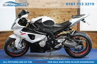 USED 2011 61 BMW S1000RR ABS- GREAT SPEC! - Low miles - **LOW RATE FINANCE AVAILABLE**