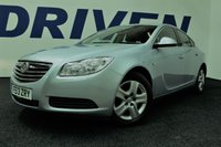 USED 2013 13 VAUXHALL INSIGNIA 2.0 EXCLUSIV CDTI ECOFLEX S/S 5d 157 BHP HATCHBACK