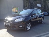 USED 2013 63 FORD FOCUS 2.0 ZETEC TDCI 5d AUTO 139 BHP *1 OWNER FROM NEW** F.S.H**T/DIESEL**AUTOMATIC*