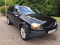 USED 2004 54 VOLVO XC90 2.4 D5 SE 5d 161 BHP 6 MONTHS PART AND LABOUR WARRANTY