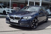 USED 2013 63 BMW 5 SERIES 2.0 520D SE 4d 181 BHP