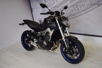 2014 YAMAHA MT-09 ABS  £5650.00