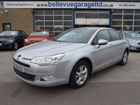 USED 2009 09 CITROEN C5 1.6 VTR PLUS SCORE HDI 4d 110 BHP WELL SPECKED