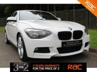 USED 2012 62 BMW 1 SERIES 1.6 116I M SPORT 5d 135 BHP A STUNNING 1 SERIES WITH THE IMPORTANT WHEEL UPGRADE, LOVELY CONDITION AND A FULL HISTORY!!!