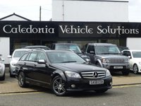 USED 2008 58 MERCEDES-BENZ C CLASS 2.1 C200 CDI SPORT 5d AUTO 135 BHP ONE FORMER KEEPER, 12 MONTHS MOT & SERVICE HISTORY