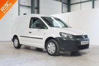 USED 2012 12 VOLKSWAGEN CADDY 1.6 C20 TDI BLUEMOTION 102 1d 101 BHP