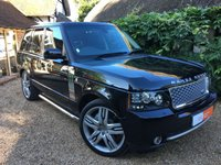 2012 LAND ROVER RANGE ROVER 4.4 TDV8 AUTOBIOGRAPHY 5d AUTO 313 BHP £SOLD
