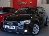 USED 2014 14 AUDI A1 1.6 TDI SPORT 3d 105 S/S £0 ROAD TAX, BLUETOOTH W/ AUDIO STREAMING, AUX IN, VOICE COMMAND, FRONT FOGS, DIS TRIP COMPUTER W/ DIGITAL SPEED DISPLAY, A/C, SD CARD READER, ELECTRICALLY ADJUSTABLE HEATED DOOR MIRRORS, LEATHER MULTI FUNCTION STEERING WHEEL, VAT Q