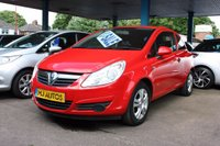 USED 2009 09 VAUXHALL CORSA 1.0 ACTIVE 3dr 60 BHP ***PART EXCHANGE TO CLEAR***IDEAL 1st CAR***NEW MOT***FREE AA***