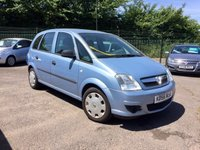 USED 2007 56 VAUXHALL MERIVA 1.3 CDTI  LIFE 5d  PART EXCHANGE TO CLEAR