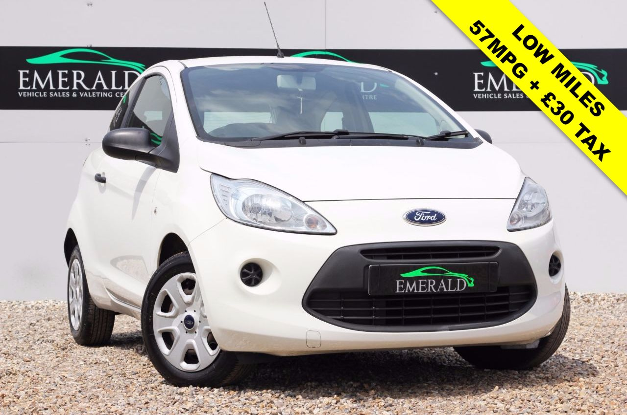 Used   Ford Ka  D  Deposit Finance